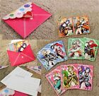 FuRyu Love Live UR Envelope+9 pcs Postcards Collector Great Gift Cosplay Prop