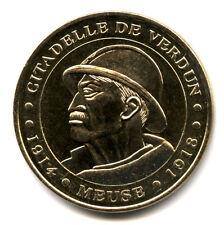 55 VERDUN Citadelle, 2010, Monnaie de Paris