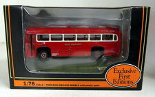 EFE 1/76 Scale 23312 AEC RF Bus Blue Triangle R612 diecast model bus