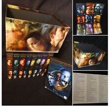 THE X FILES SERIES Individual DVD BOX SETS SEASON 1 - 9 COLLECTOR'S EDITION