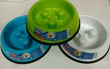 Trixie Slow Feed Non Slip Dog Bowl Puppy Large - Posted Today if Paid Before 1pm