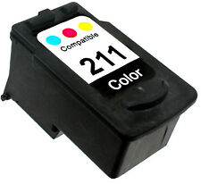 1PK Ink Cartridge FOR CANON CL-211 CL 211 CL211 Color PIXMA IP2700 IP2702 MP230