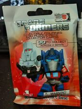 Transformers Starscream Figurine Pack 3D Puzzle Piece Collector Card Series1 NEW