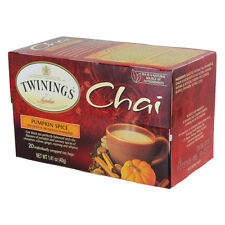 Twinings Chai Tea - Pumpkin Spice - 20 count