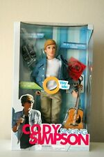 Cody Simpson Singing Doll NIB On My Mind 5 Pc Stickers Guitar Shoes Mic Aussie
