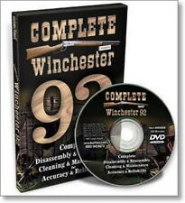 Complete Winchester 92 (DVD) /rifles