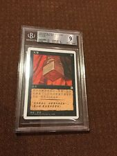 Imperial Seal CHINESE, BGS 9 Graded, Portal Three Kingdoms P3K, MTG, Legacy