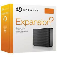 3TB Seagate Expansion Desktop 3.5 inch ext Usb External Power Hard Drive