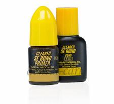 Dental CLEARFIL SE BOND KIT KURARAY Adhesive Primer (6 ml) Bond (5 ml)