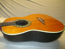 Ovation estados unidos folklore Acoustic-wide Classical Neck - 48 mm