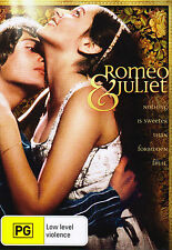 Franco Zeffirelli's - Romeo And Juliet DVD (1968) Olivia Hussey-Leonard Whiting