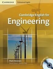 Cambridge English for Engineering Student's Book with Audio CDs (2), Ibbotson, M