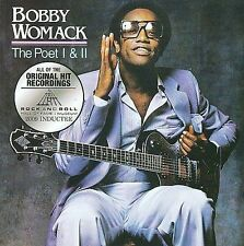 The Poet I & II [10/28] by Bobby Womack (CD, Oct-2013, ABKCO Records)
