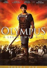 Olympus Complete First Season 1 One DVD Set Series Episode Video TV All R1 Show