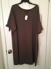 Lane Bryant NEW Woman's Ary Green Dress Size 22/24W  #WD-6A