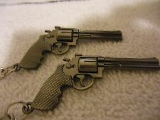 Smith & Wesson--(( 44 Mag. ))--Keychain** { Lot-of-2 }**Free  Shipping***