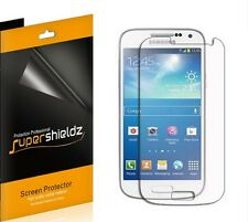 6X Supershieldz HD Clear Screen Protector Cover Film For Samsung Galaxy S4 Mini