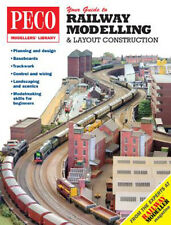 Peco PM-200 - Your Guide to Railway Modelling - NEW 122 Page BOOK - NEW OUT! T48