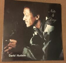 DAVID HUDSON Nite And Day LP Waylo sealed Memphis modern soul
