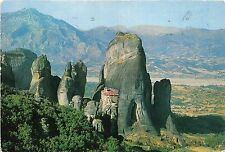 BR9979 Meteora The rocks  greece