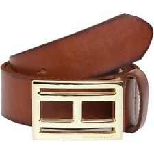Tommy Hilfiger  Belt Brown  MENS GENUINE TROPHY SIZE 36 waist  STYLE TM912 GOLF
