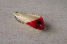 Vintage PAUL BUNYAN Weedless LADY BUG Lure Original Hand Painted No Rust No Box