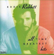 Eddie Rabbitt - All Time Greatest Hits [New CD]