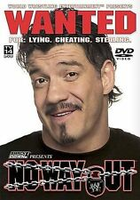 Wwe: No Way Out 2004  DVD