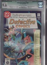 DETECTIVE COMICS #500 CGC 9.6