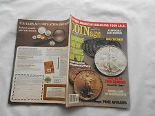COINage Magazine-FEBRUARY,1987-MORE NEW COINS IN  '87-CONSTITUTION COMMEMORATIVE