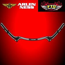 Arlen Ness Windshield Trim Slot Track Black 2015-2017 Road Glide 03-678