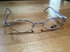 Elite Models Fashion EL-2812 Eyeglasses Frames Logo Blue NEW!