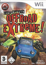 OFFROAD EXTREME for Nintendo Wii - with box & manual - PAL