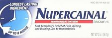4 Pack NuperCainal Hemorrhoidal Ointment Pain Relief 2 Oz Each