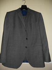 "Hackett london mayfair qualité matériau sur mesure costume taille uk 46R""EUR 56R""w40"