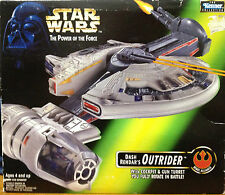 Star Wars POTF Dash Rendar's Outrider NEW Sealed