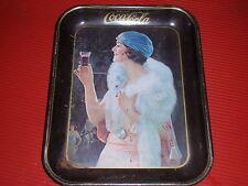 VINTAGE TIN TRAY  COCA COLA 1978