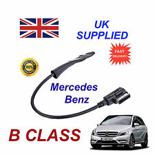 Mercedes B Class 2009+ Bluetooth Audio Music Adapter For Samsung Motorola LG