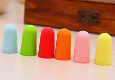 10Pairs Soft Foam Ear Plugs Tapered Travel Sleep Noise Prevention Earplugs New