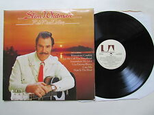 SLIM WHITMAN RED RIVER VALLEY VINYL LP, 1975 UNITED ARTISTS.