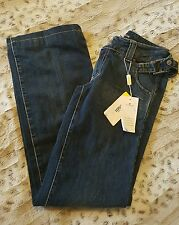"BNWT Lovely Ladies VERSACE JEANS COUTURE Jeans sz W 24""/ L 32"""