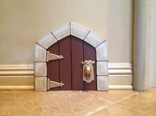 """Disney Mini Alice in Wonderland Door. (12 1/2""""x 13 1/4""""x 2"""")"""