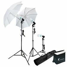 LimoStudio Photography Photo Portrait Studio Day Light Umbrella Lighting Kit