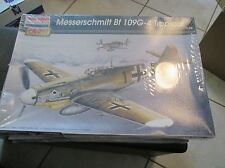 Messerscmitt Bf109G-4 Tropical 1:32 scale Monogram Model Kit 85-5981
