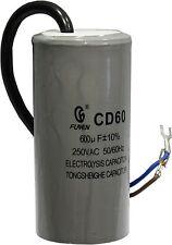 600uF MFD Start Capacitor 250Volt Motor Round 50/60hz