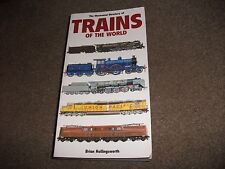 ILLUSTRATED DICTIONARY OF TRAINS OF THE WORLD BOOK-USED-BY BRIAN HOLLINGWORTH