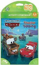 Activity Storybook Pixar Cars Tractor Tipping RRP £12.29