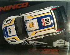 qq 50537 NINCO FORD FOCUS WRC COSTA DAURADA 2009  OFFICIAL RALLY DRIVER  LTD ED