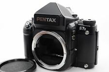 Excellent++++ Pentax 67II Medium Format SLR Film Camera Body Only from Japan