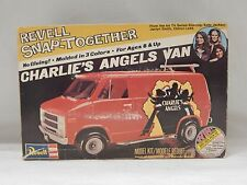Revell Snap-Together CHARLIE'S ANGELS VAN - 1977 1/32 Scale Model Kit In Box